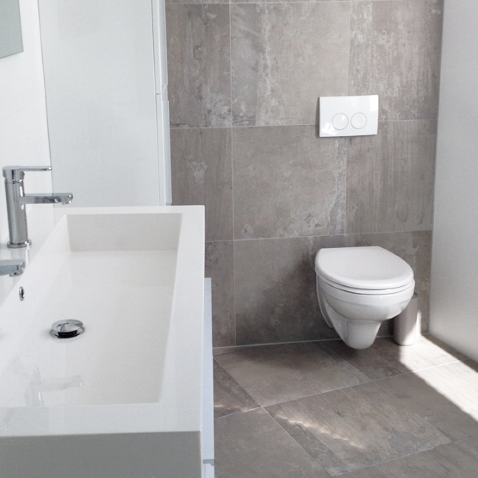 Badkamer fam de boer badkamer plus de plus voor uw badkamer en toilet - Kleine badkamer deco ...